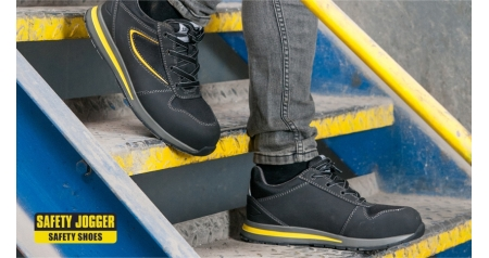 Seputar Safety Jogger Bagian 2 :  Kriteria Sepatu Safety yang nyaman digunakan saat bekerja