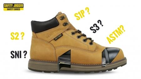 Seputar Safety Jogger Bagian 3 : Standar dan Fitur Safety Shoes Safety Jogger