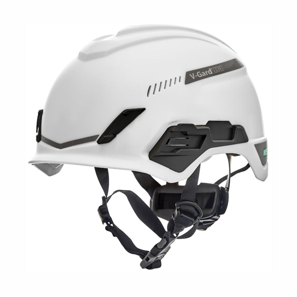 MSA V-Gard® H1 Safety Helmet - Trivent p/n 10194783