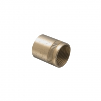 CLIPSAL 1242BSP20/25 ADAPTOR COUPLING, BRASS, 3/4-14 X M25X1.5