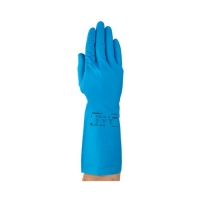 ANSELL VERSATOUCH BLUE NITRILE 37-210