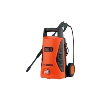 BLACK + DECKER PW1370TD-B1 PRESSURE WASHER 1300W 100 BAR