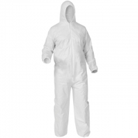 KIMBERLY CLARK KLEENGUARD* 44324XL-A40 Liquid & Particle Protection Coveralls XL