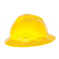 Hat (Fullbrim), V-Gard, Yellow-454730