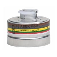 Filter, Combination, Series 93 ABEK-Hg/St, A2 B2 E2 K1 Hg P3
