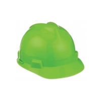 Standard V-Gard Slotted Cap Bright Lime Green-815558