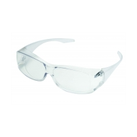 MSA SPECTACLESS, OVRG2, CLEAR LENS, BAGGED-10118475