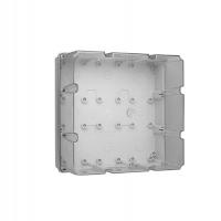 Adaptable Enclosure, Deep, 9 Gang, 180x294x294mm, Grey