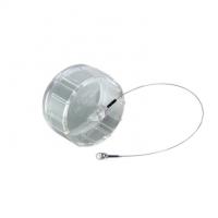 Protective Pin Cap, Transparent