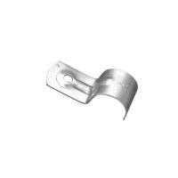 Clipsal Type 180/32 Half Saddle, Zinc Plated, 32mm