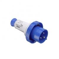 Plug Top, Straight, 3 Pin, 32A, IP67