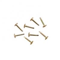 Self Drilling Screw, Washer Head, 8Gx25mm, 100 per Bag