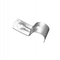 Clipsal Type 180/25 Half Saddle, Zinc Plated, 25mm, 5mm Hole Diameter