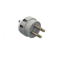 Plug Top, 4 Pin, 63A, 500V, Internal Pin Housing