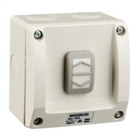 Surface Switch, 1 Gang, 1 Pole, 250VAC, 20A