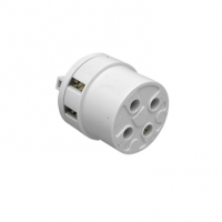 Switched Socket Outlet, 500V, 63A, 4 Round Pin