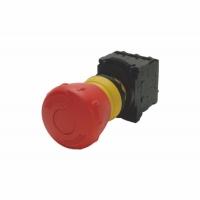 Sprecher Schuh  D7P-MT44PX01 Twist To Reset with Standard Contact Blocks 40 mm Operator