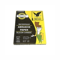 Paper Abrasive Silicon Carbide 400 Grit Wet & Dry