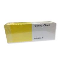 Yokogawa Folding Chart Paper-B9565AW